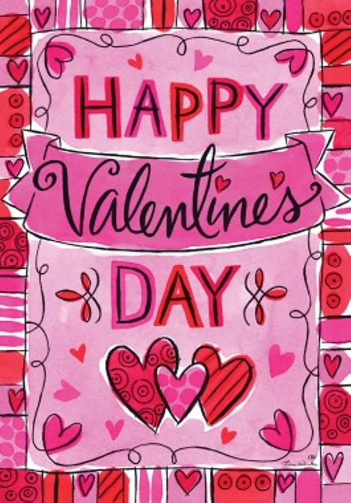 Bon Valentines Happy 2327f