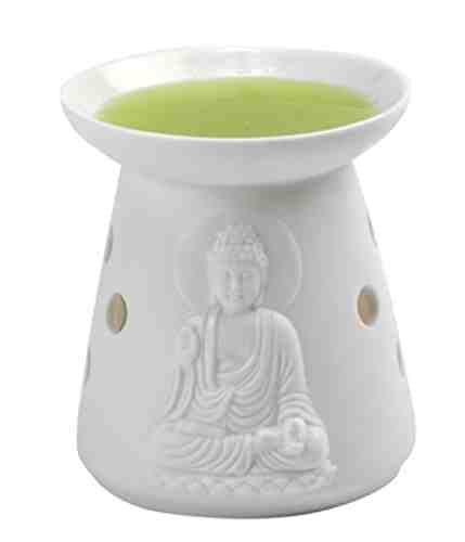 Biedermann & Sons Buddha Tealight Oil Warmer