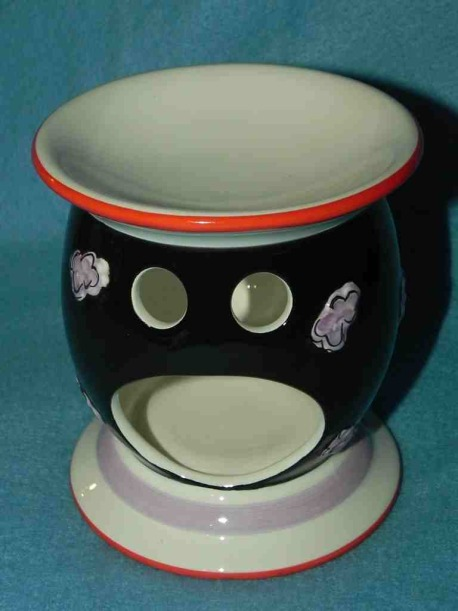 One Red Hat Design Tart Burner, Candle Warmer,