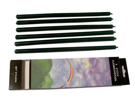 Sons Elements 10-Inch Straight Candles
