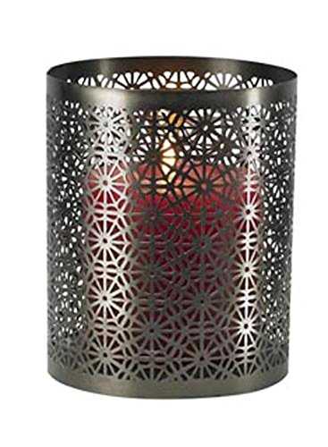 Biedermann & Sons Spider Web Candle Holder, Large